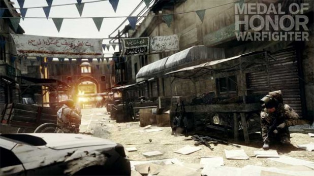 Medal of Honor: Warfighter-  Zero Dark Thirty
