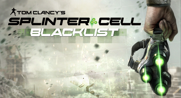 Бокс-арты Splinter Cell Blacklist