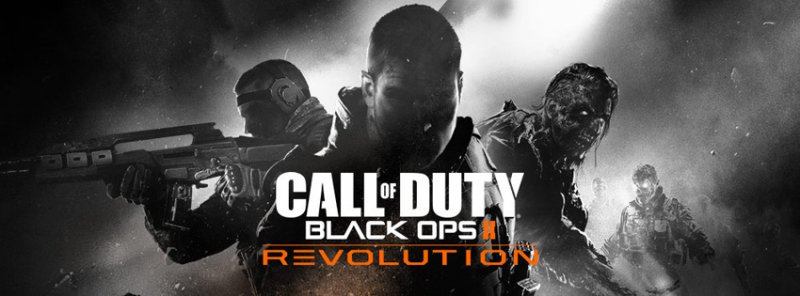 Обновление Call of Duty: Black Ops 2