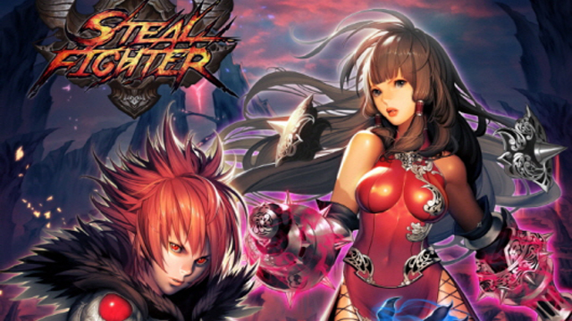 Steal Fighter старт ОБТ в Корее