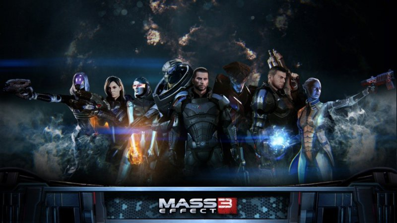 Трейлер Mass Effect 3 Reckoning