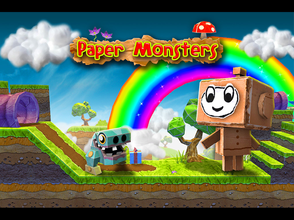 Обзор на Paper Monsters