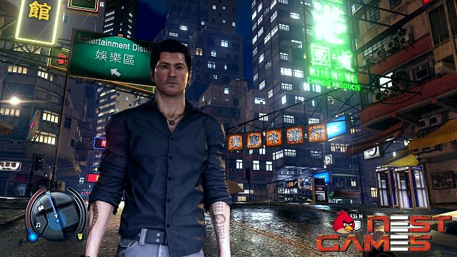 Sleeping Dogs- this is Hong Kong baby