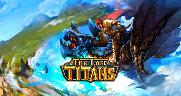 The Lost Titans: ОБТ игры