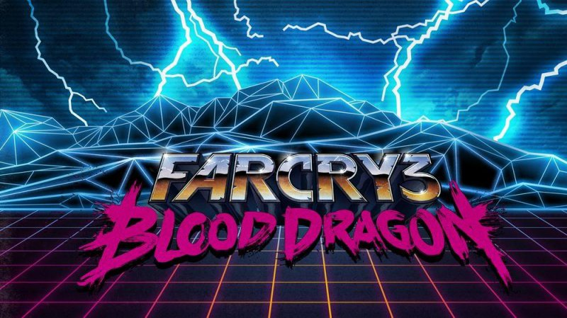 Геймплей Far Cry 3: Blood Dragon