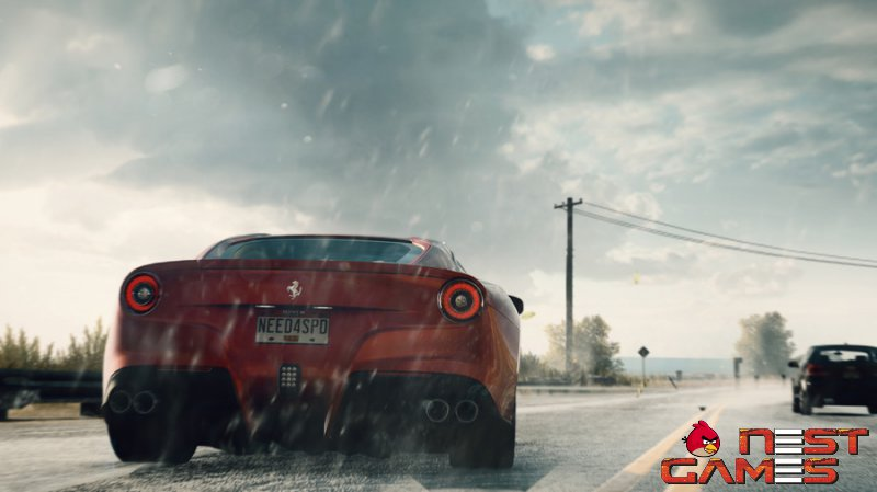 Анонс Need for Speed Rivals