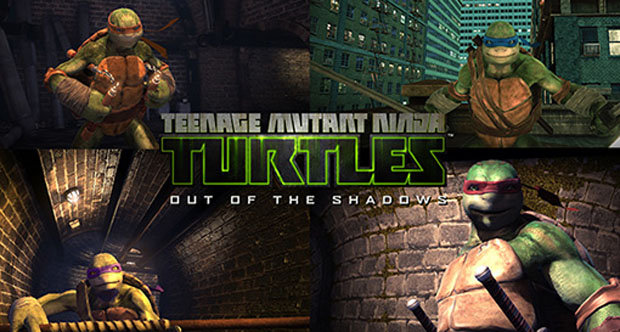 Трейлер TMNT: Out of the Shadows- Леонардо