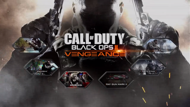 Трейлер DLC Vengeance для Call of Duty: Black Ops 2