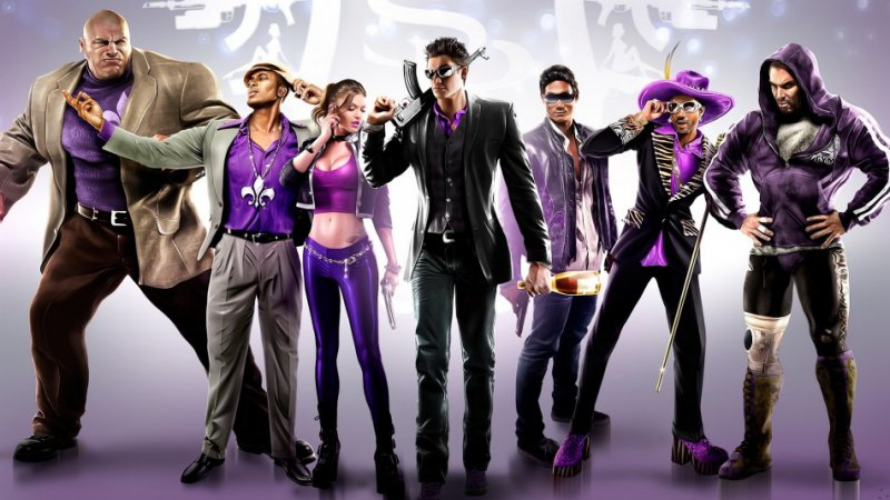 Системные требования Saints Row 4
