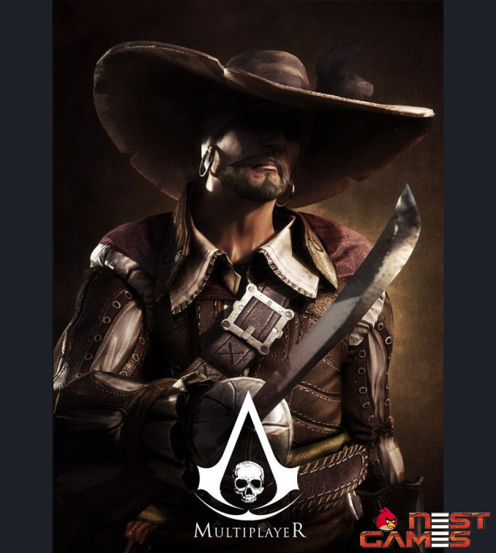 Скриншоты Assassin's Creed 4 Black Flag