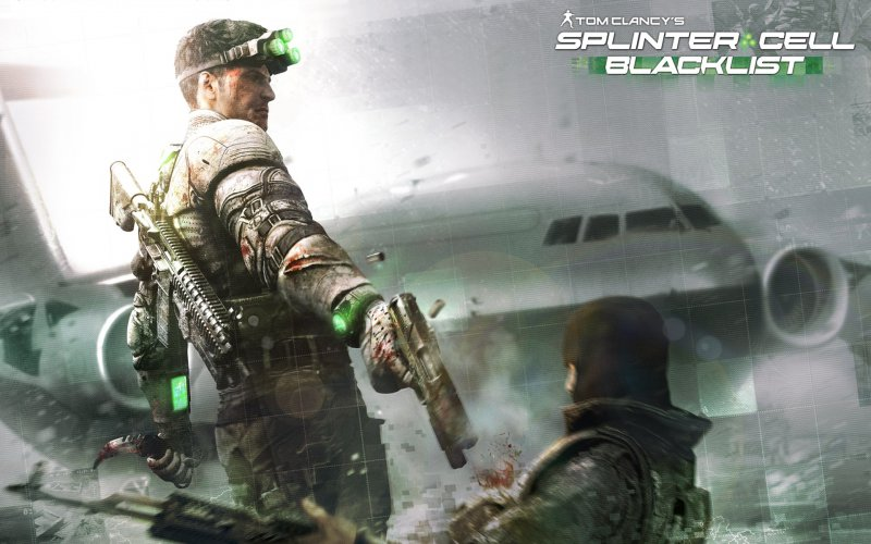 Видео Splinter Cell Blacklist- классика