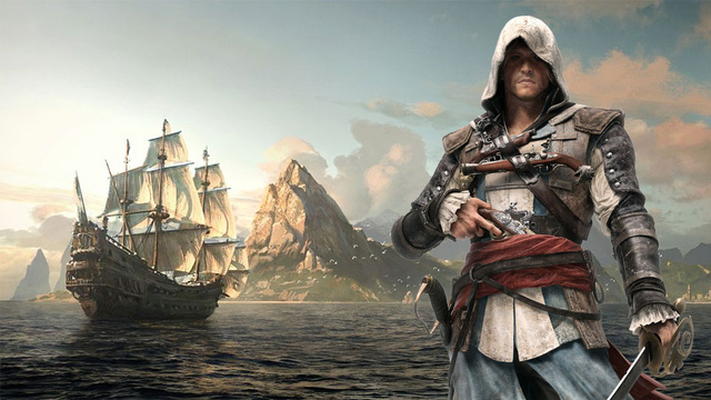 Assassin's Creed 4- море зовёт!