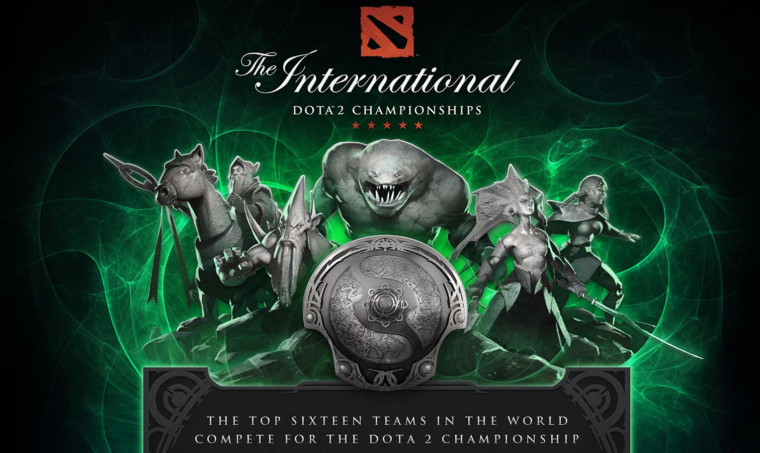 Dota2 - The International 3 уже скоро!