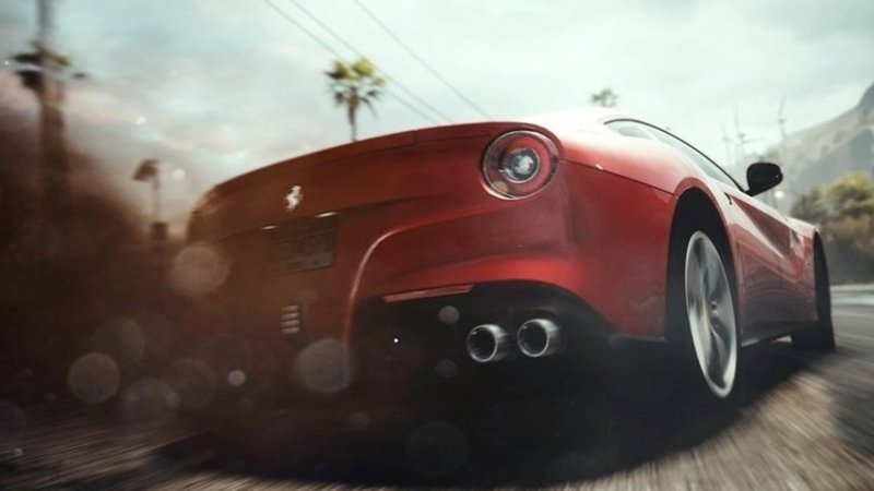 Кастомизация в Need for Speed Rivals