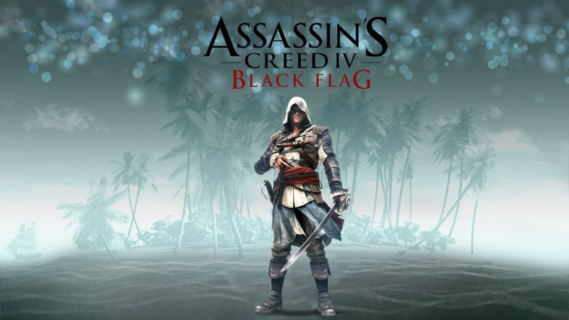 Assassin's Creed 4 Black Flag- вызов