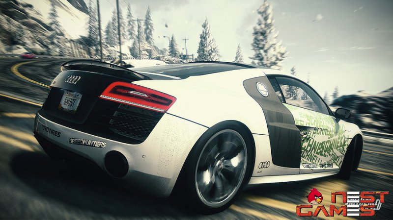 Need for Speed Rivals - задачи