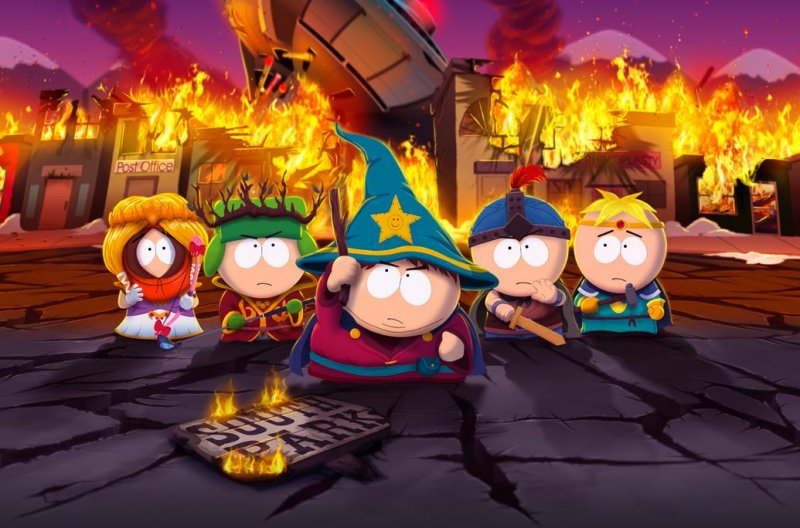 Трейлер South Park: The Stick of Truth