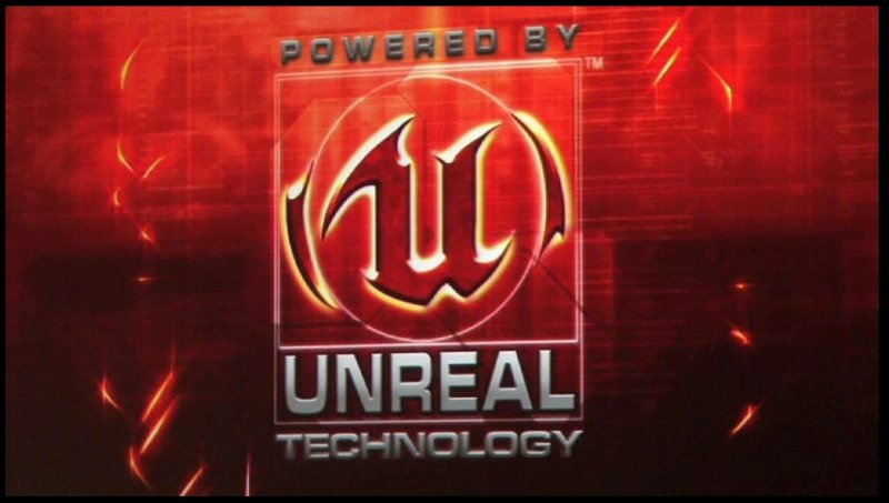 Демонстрация Unreal Engine 3