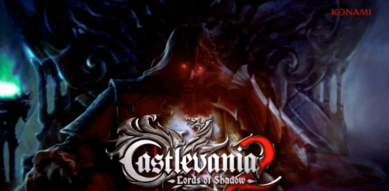 Castlevania Lords of Shadow 2: Новый трейлер
