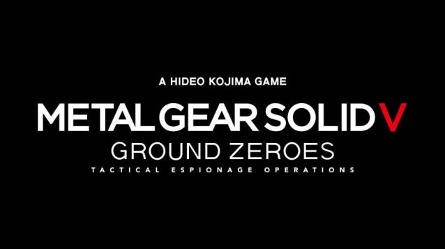 MGS5: Ground Zeroes не будет