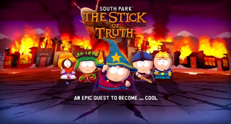 Новый трейлер South Park: The Stick of Truth
