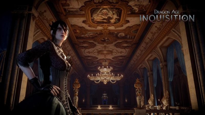 BioWare представила дизайн персонажа Морриган из Dragon Age: Inquisition