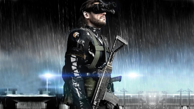 Новый Metal Gear Solid: 720p на Xbox One, 1080p на PS4