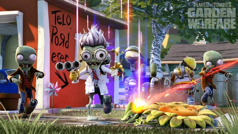 PC-версия Plants vs. Zombies: Garden Warfare выйдет 27 июня