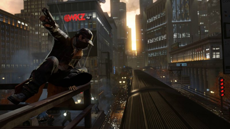 Релиз Watch Dogs