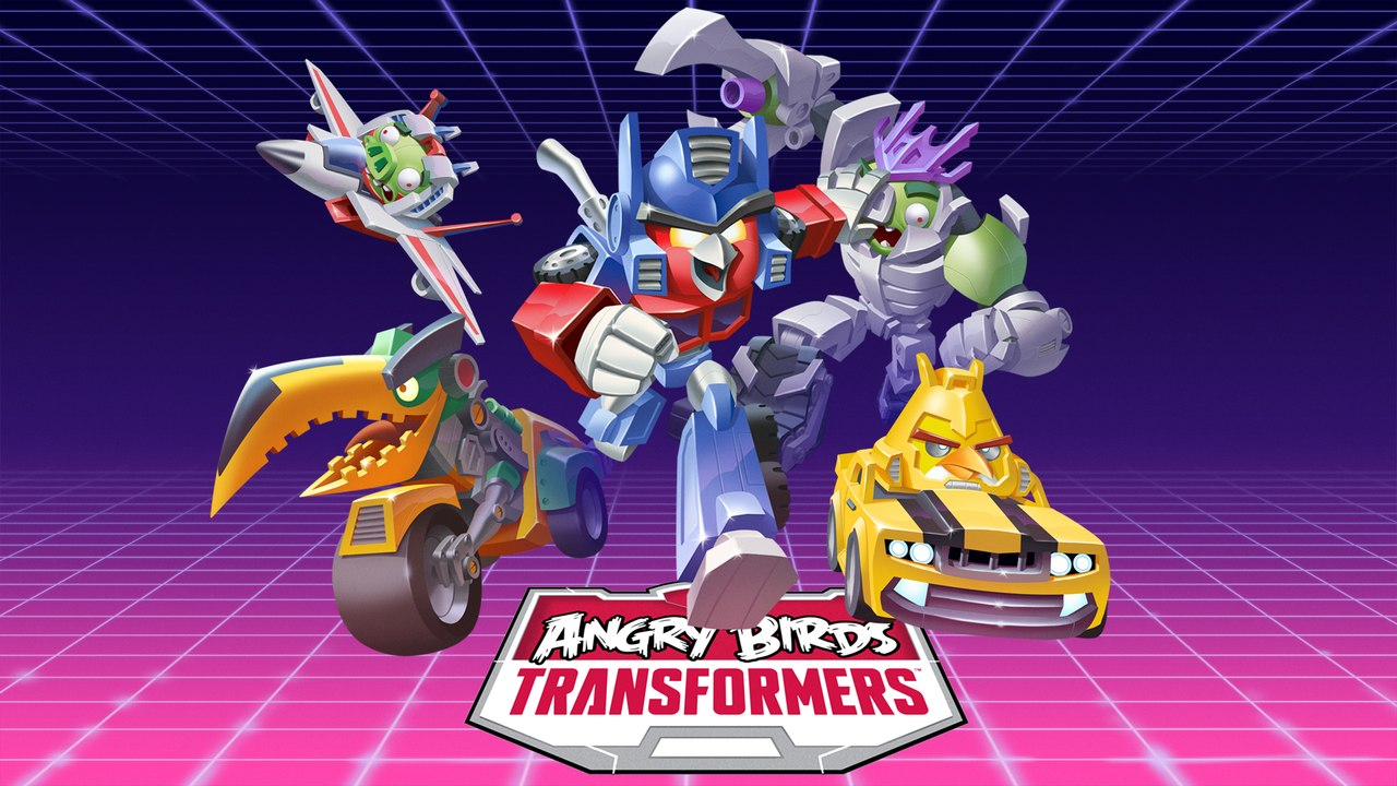 Angry Birds Transformers анонсированы!