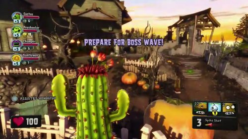 Plants vs. Zombies: Garden Warfare - 24 июня