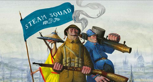 (Инди) Steam Squad  - 3 июля