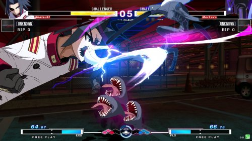 Under Night In-Birth Exe: Late - 24 июля