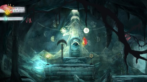 Child of Light - 1 июля (Релиз на Ps Vita)