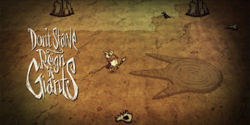 (Аддон) Don't Starve: Reign of Giants - 22 июля