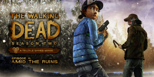 The Walking Dead: Season Two Episode 4 - Amid the Ruins - 22 июля