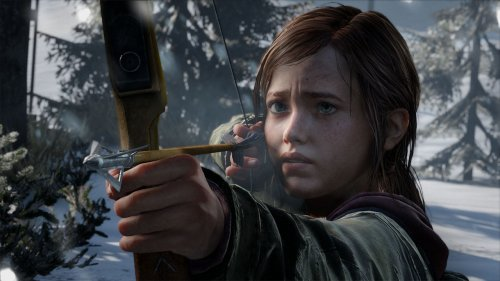Мэйси Уильямс претендует на роль Элли в The Last of Us