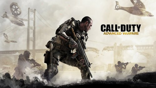 Новый трейлер Call of Duty: Advanced Warfare