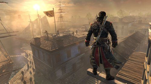 Assassin's Creed: Rogue придет еще и на PC