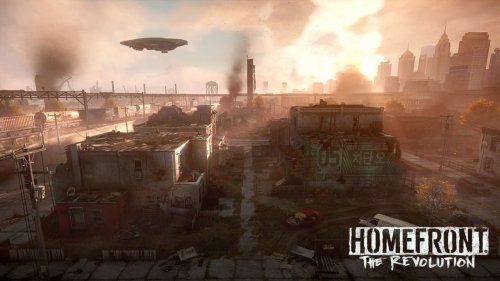 Homefront: The Revolution - свежий шутер