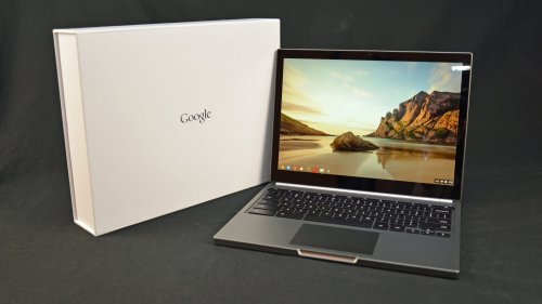 Google представила конкурента MacBook 2015