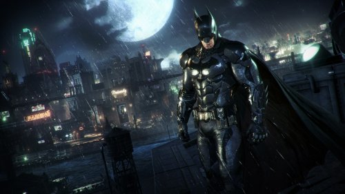 Системные требования Batman Arkham Knight
