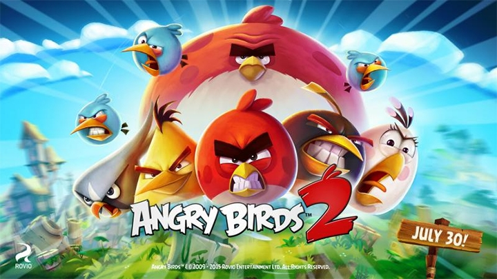 Angry Birds 2 не за горами!