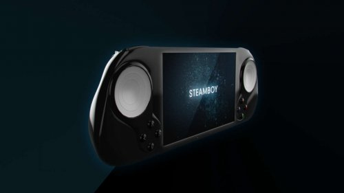 Steam Machine Smach Zero, или Steamboy в разработке