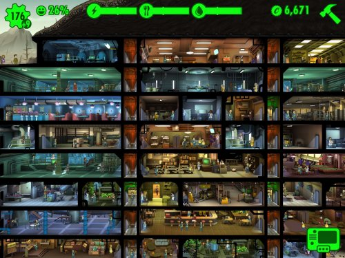 Fallout Shelter теперь на Android!