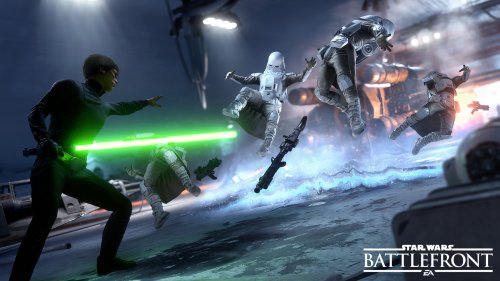Итоги ОБТ Star Wars: Battlefront