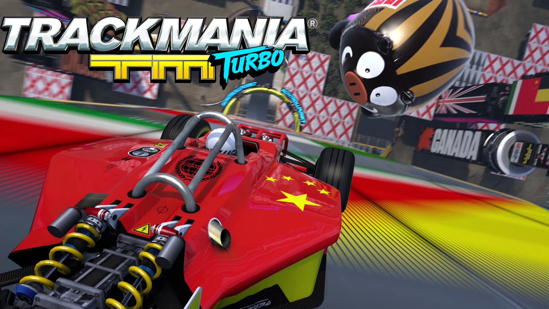 Релиз Trackmania Turbo намечен на март