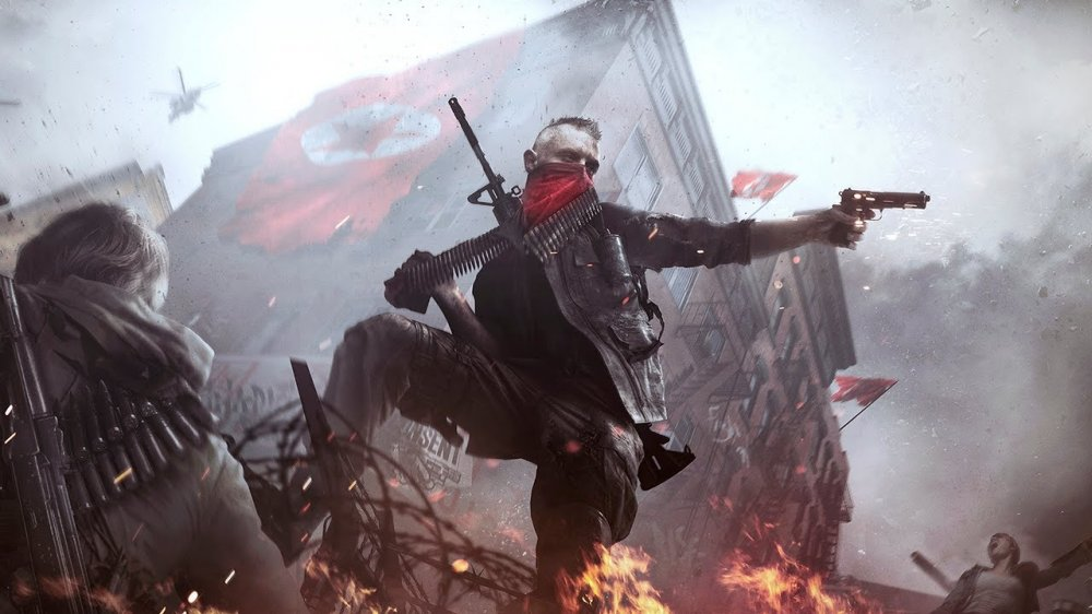 Трейлер Homefront: The Revolution о падении США
