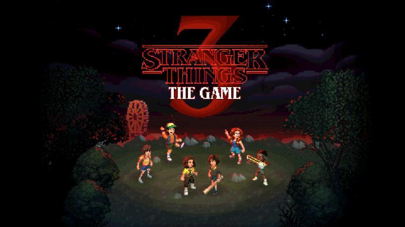 Опубликован релизный трейлер Stranger Things 3: The Game