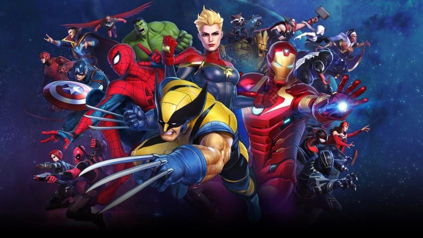 10 минут свежего геймплея Marvel Ultimate Alliance 3: The Black Order
